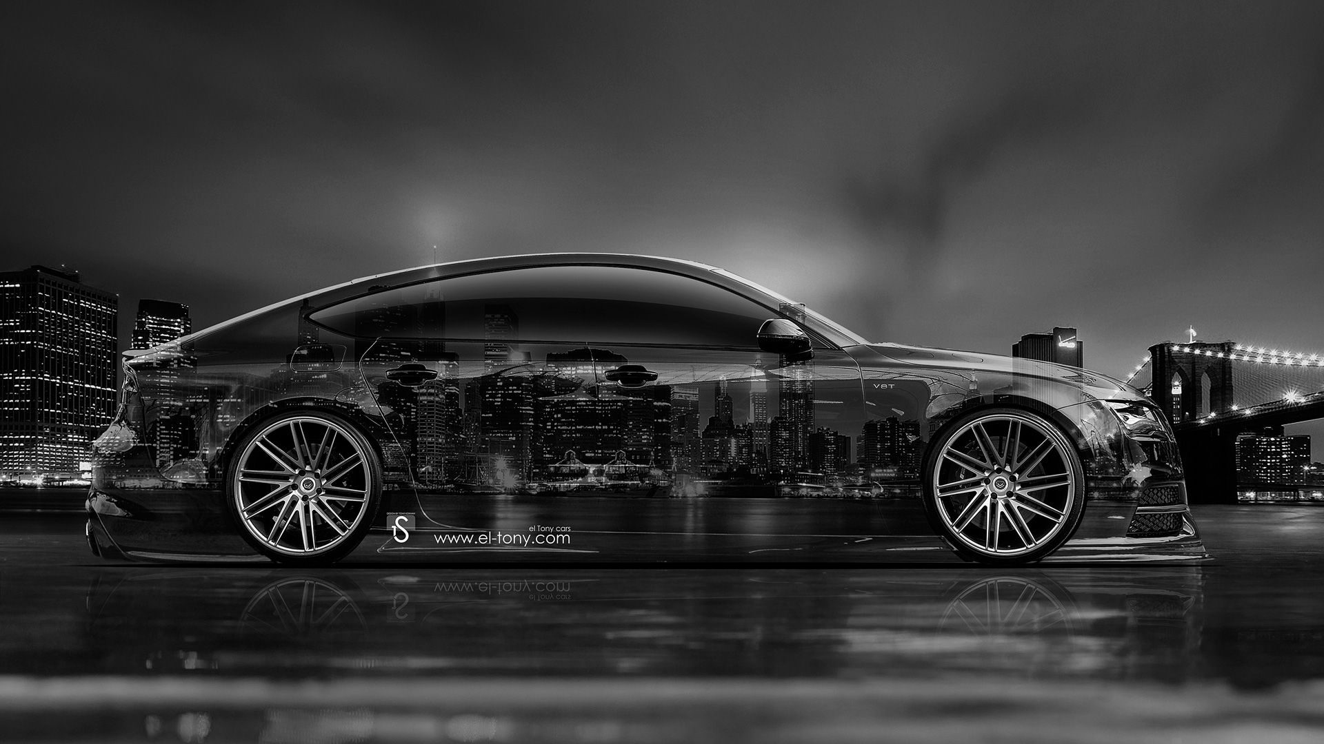 Ordinaire Audi S7 Side Crystal City Car 2014 « El Tony