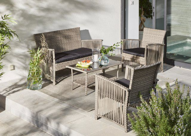 12 salons de jardin quali à prix mini ! | Salons, Outdoor living and ...
