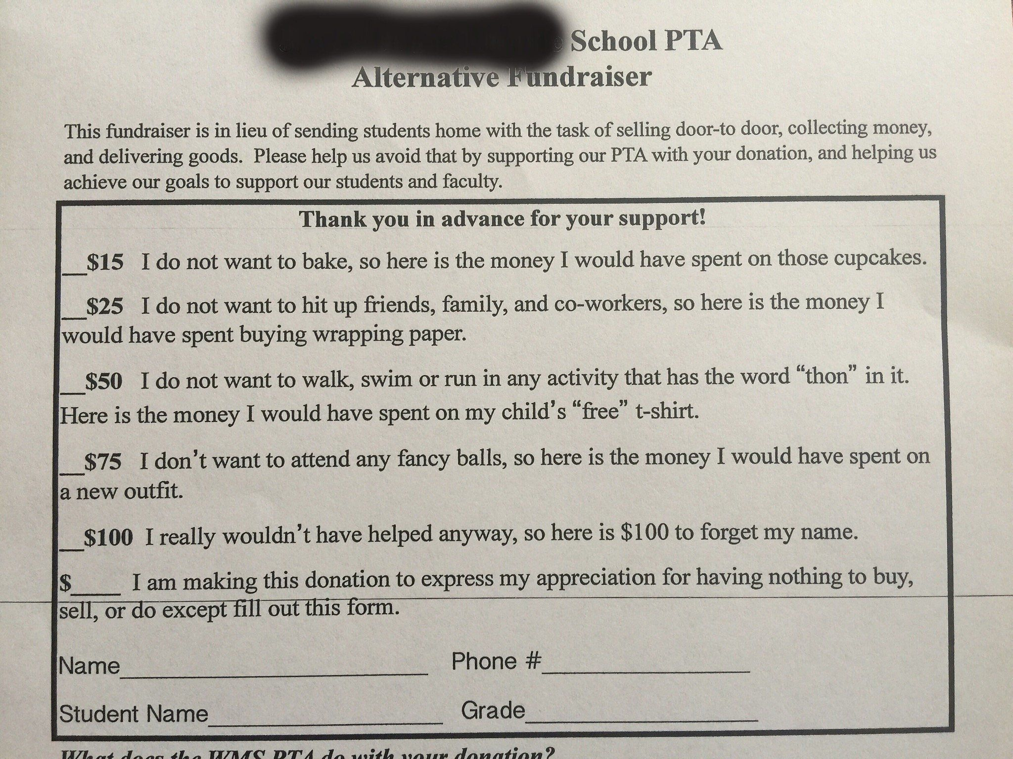 This May Be the Best PTA Fundraising Letter We've Ever