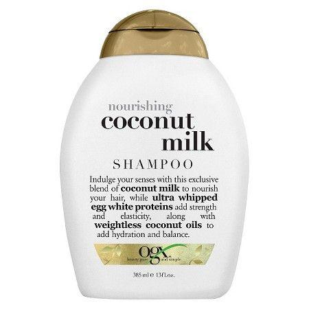 Ogx Nourishing Coconut Milk Shampoo 13 Fl Oz Coconut Milk