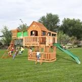 Backyard Discovery Windsor II Swing Set - Free Delivery! - Toys & Games - Outdoor Play - Outdoor Playsets & Accessories