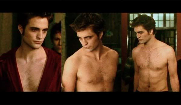 Has got! Edward out of twilight naked are not