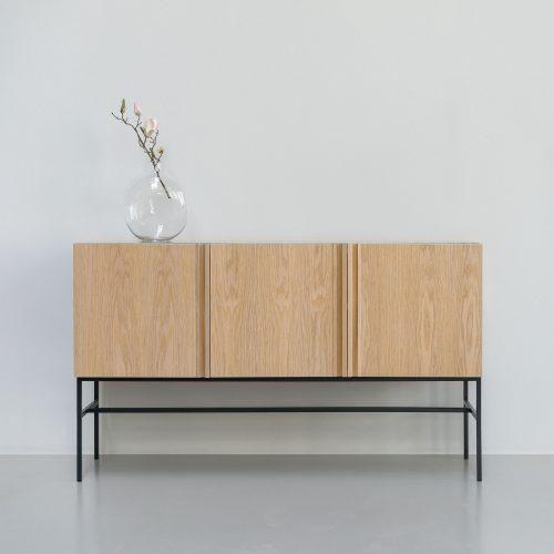 Boss Is A Classic Yet Modern Storage Series Inspired By 1950 S Scandinavian Scandinavian Furniture Design Steel Furniture Design Modern Scandinavian Furniture
