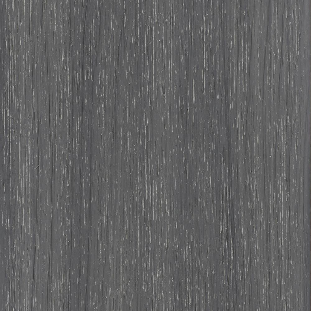 Newtechwood Ultrashield Naturale Columbus Series 1 In X 6 In X 1 Ft Westminster Gray Composite Hybrid Deck Board Sample Us33 16 N Lg S Composite Decking Deck Westminster