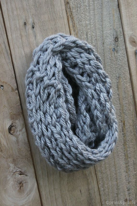 Toddler Infinity Scarf Kids Infinity Scarf by ...