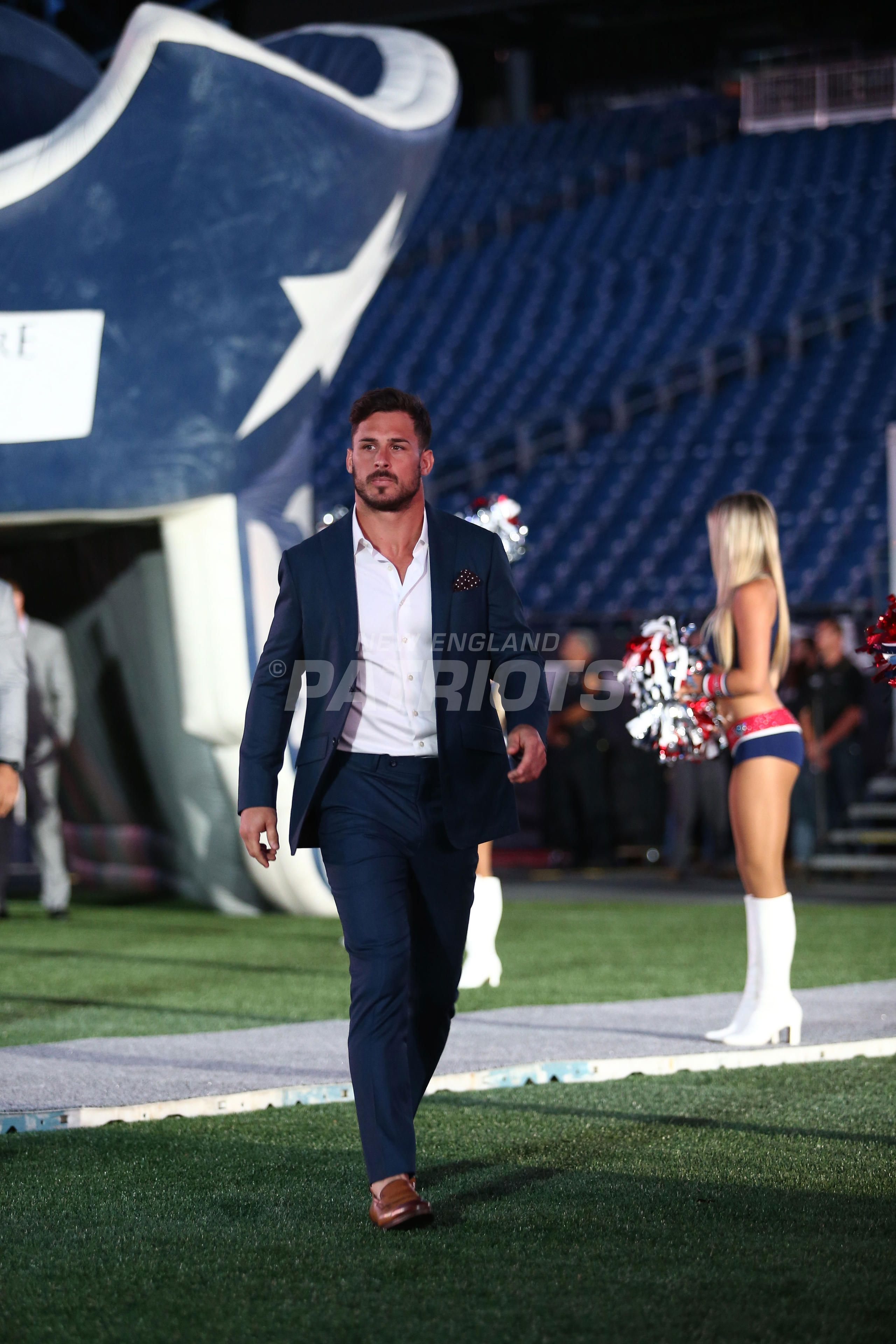 The Patriots Charitable Foundation held its annual Patriots Premiere on  Tuesday a9b9d2d64