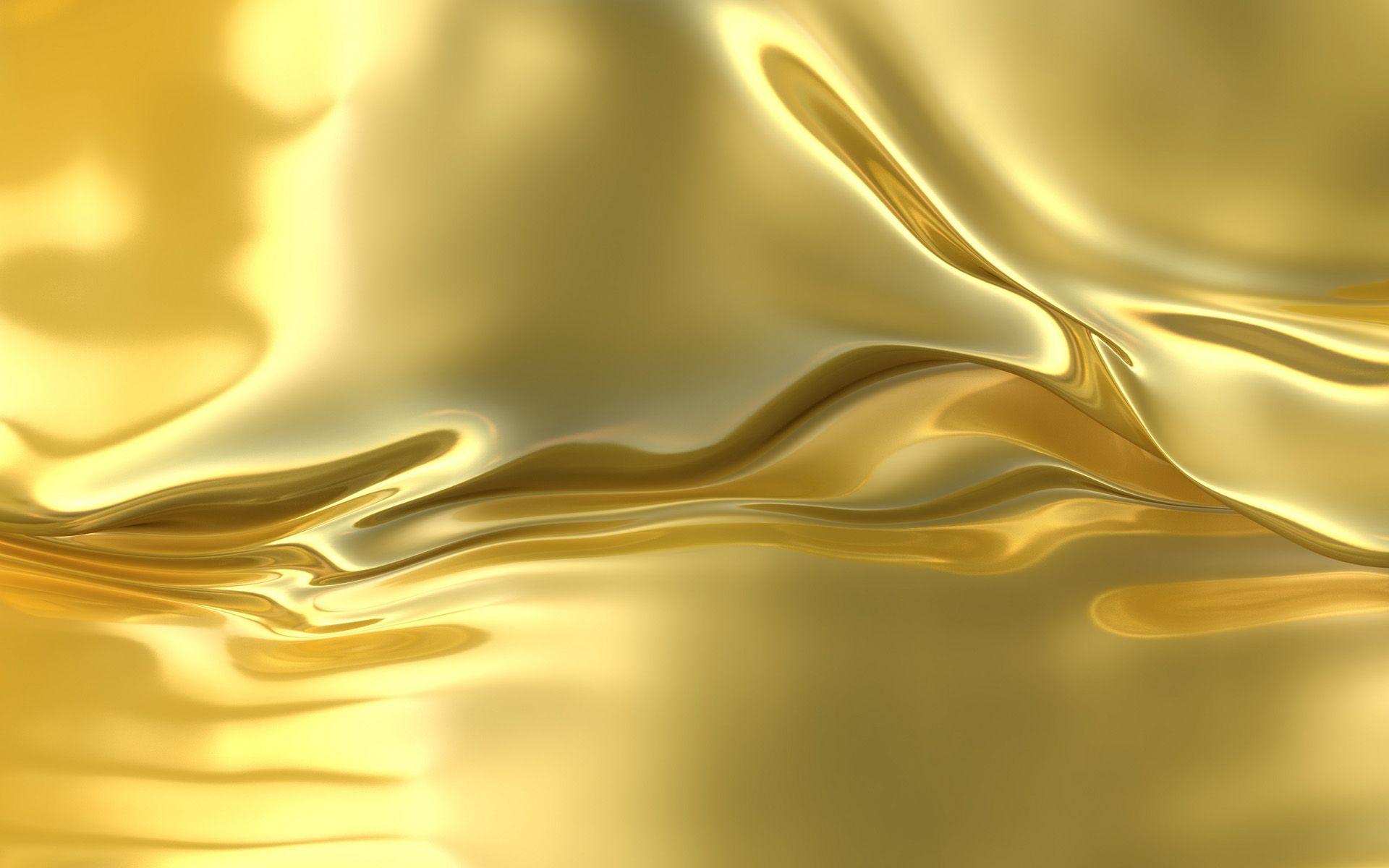 Fluid Gold Gold Abstract Wallpaper Gold Wallpaper Golden Wallpaper