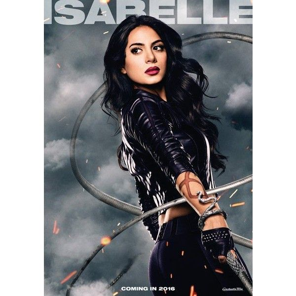 Shadowhunters UK ❤ liked on Polyvore featuring shadowhunters and emeraude toubia