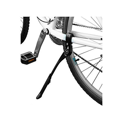 Bike Rear Adjustable Kickstand Bicycle Alloy Side Stand 2429 New