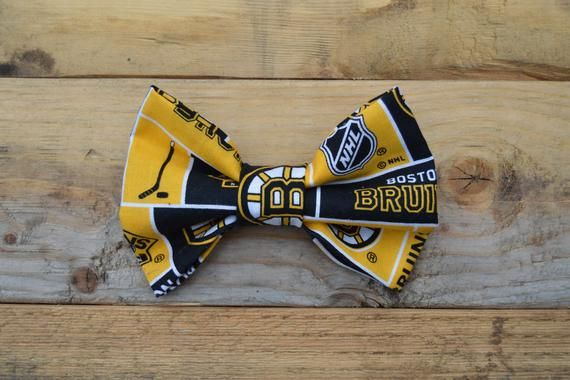938a3777dae7 Boston Bruins - Dog / Cat Collar Bow Tie in 2019 | Products | Cat ...