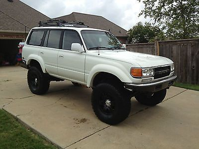 Exceptional 1994 Toyota Land Cruiser Fj80   Used Toyota Land Cruiser For Sale In  Madison, Mississippi