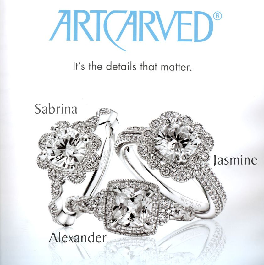 ArtCarved Bridal & Engagement Rings - Summer 2015 ...
