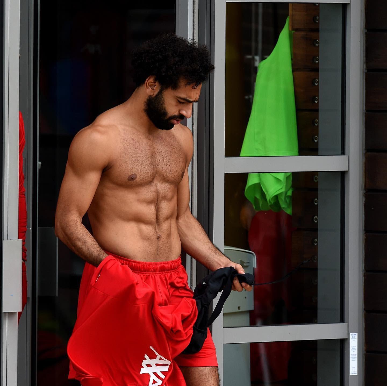 Epingle Par Baixar Videos Gratis Sur Mohamed Salah Avec Images