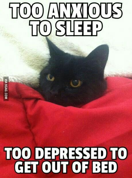 Image result for too anxious to sleep