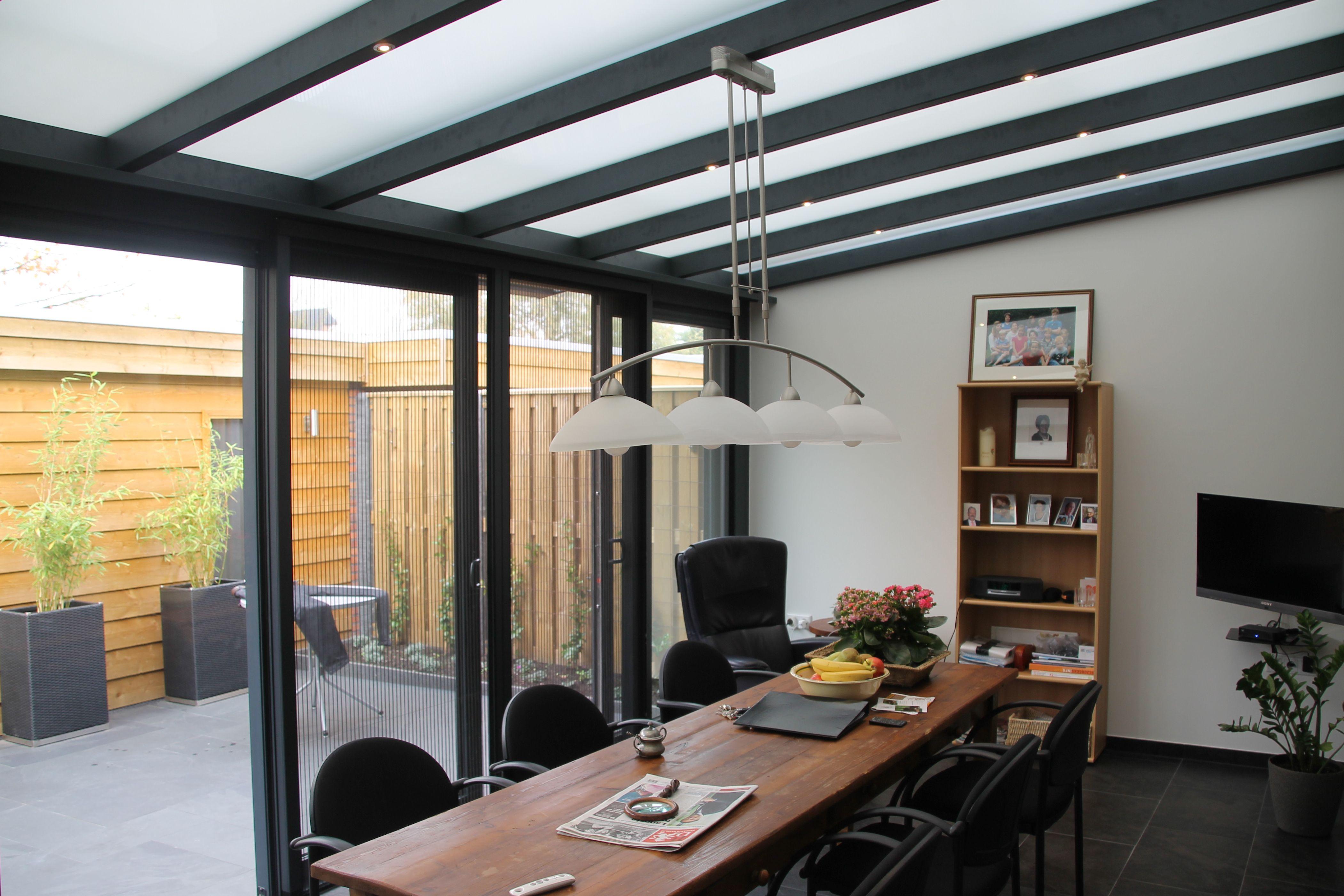 13x Serre Inspiratie : Woonserre voor meer ruimte in huis het perfecte voorbeeld van het