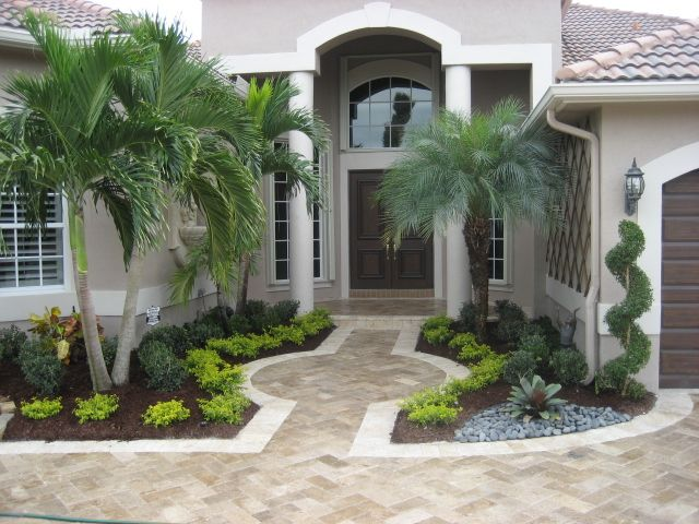 Florida Landscaping Ideas South Florida Landscape Design - Florida landscaping ideas for front yard