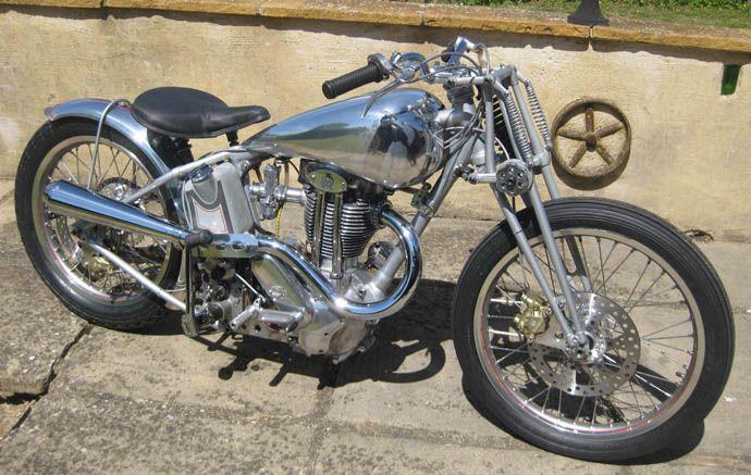 Norton Motorcycle Singles