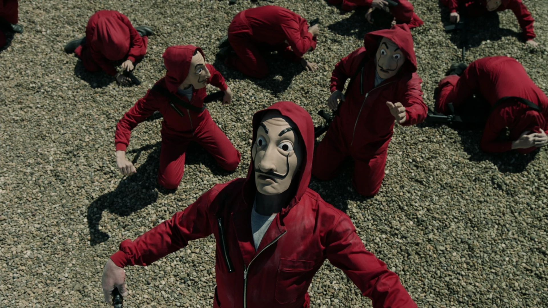 La Casa De Papel Money Heist Sezonul 1 Online Hd Watch Tv