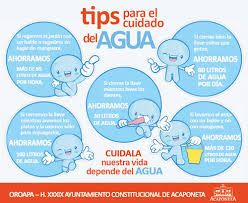 Tips para ahorrar agua d a mundial del agua 22 de for Ideas para ahorrar agua