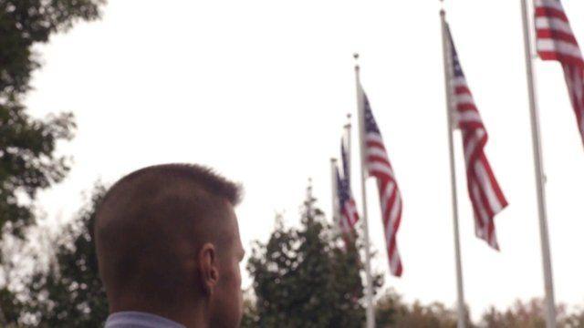 Orange County Veteran's Memorial Day, September 29th, 2012.  Shot & Cut by Austin Abbott  Music by Matthew Politoski