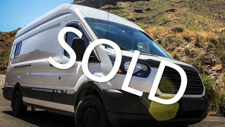 2017 Ford Transit 148 High Roof Extended Conversion Van For Sale