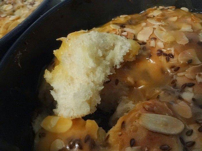 Resepi Roti Sarang Lebah Bee Hive Bread Roti Cooking Recipes