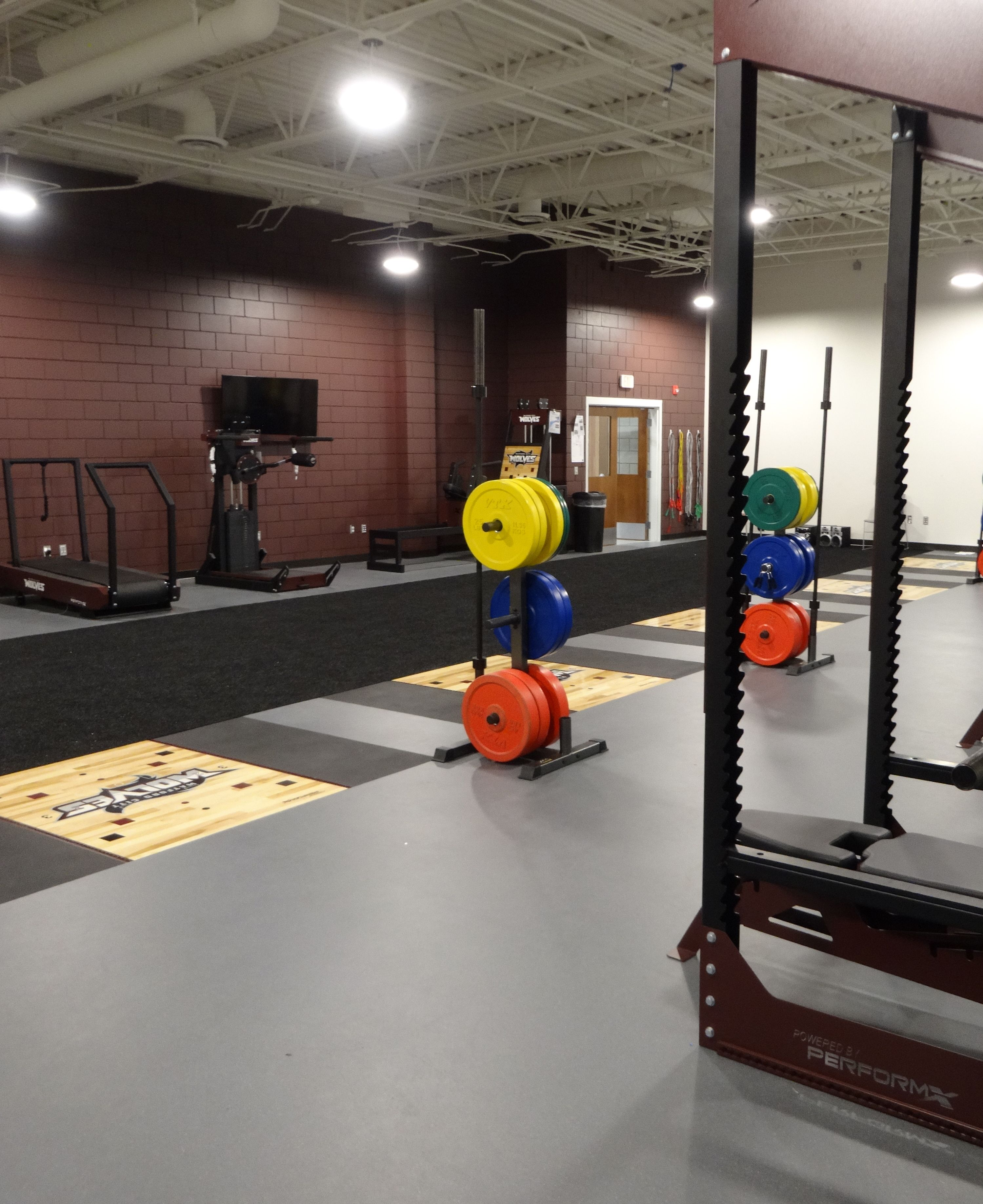 New Athletic Facility At Watford City High School