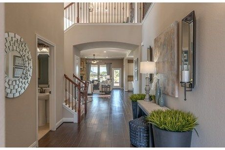 Model homes in pearland tx