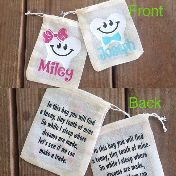 Custom/Personalized Vinyl Tooth Fairy Bag With Poem-Bow-Bow Tie-Boy-Girl-Tooth-Drawstring Bag-Tooth Pouch-Keepsake-Fairy-Custom-Personalized #toothfairyideas Custom/Personalized Vinyl Tooth Fairy Bag With Poem-Bow-Bow Tie-Boy-Girl-Tooth-Drawstring Bag-Tooth #toothfairyideas