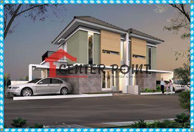 rumah minimalis modern minimalist house home fasade 6