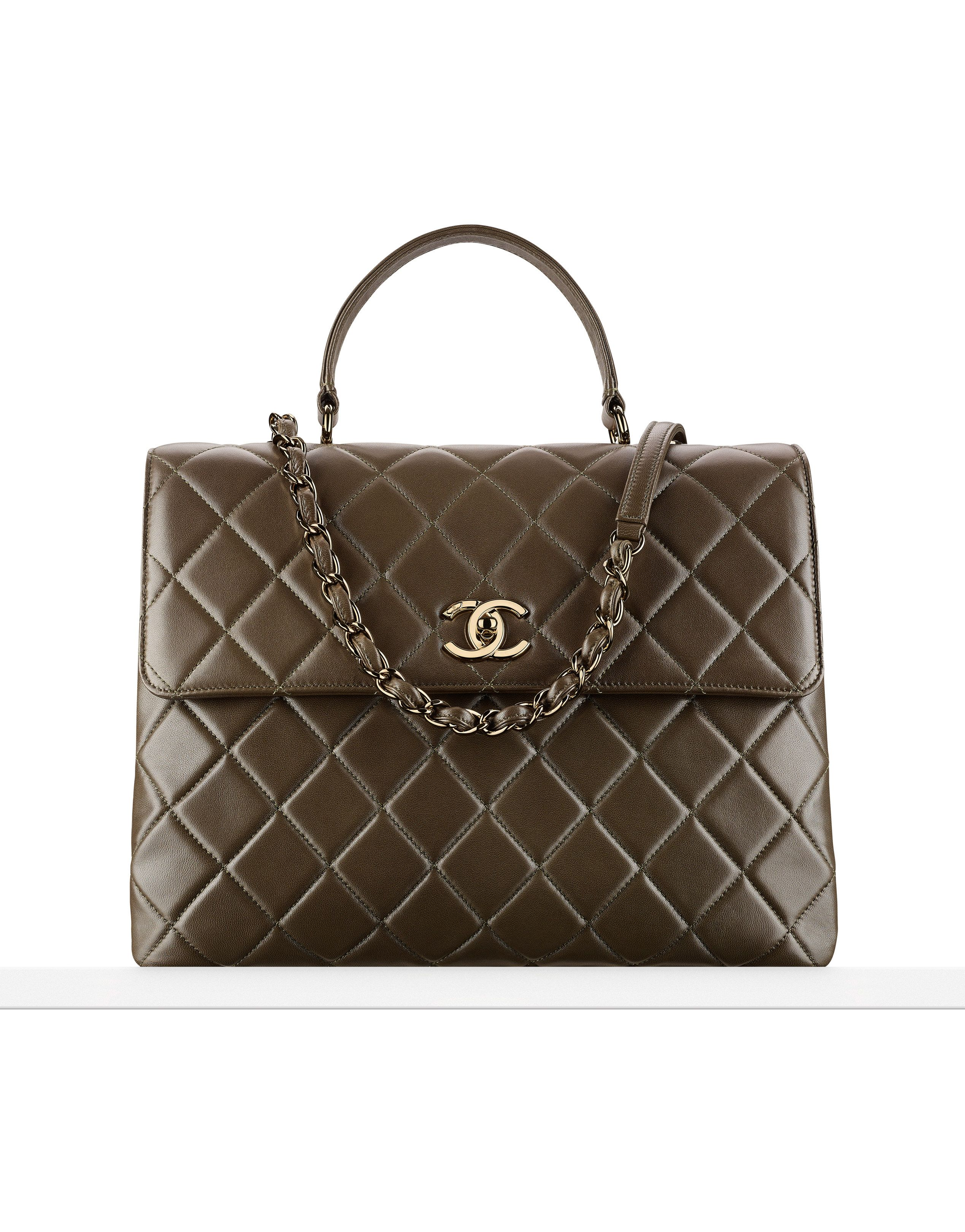 The Latest Handbags Collections On Chanel Official Website
