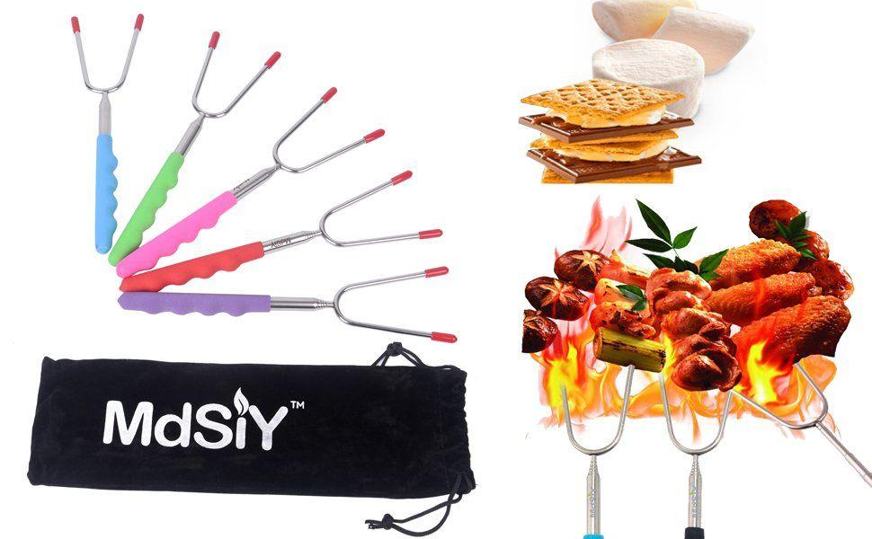 Best Marshmallow Roasting Sticks & Hot Dog