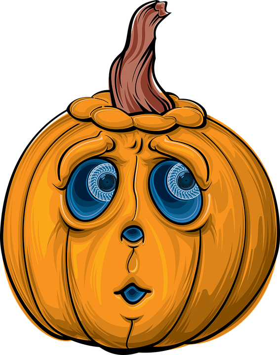 Free Image on Pixabay Cartoon, Halloween, Pumpkin