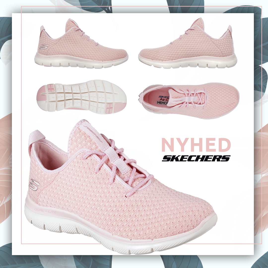 best authentic adf4b cf82c Skechers Flex Appeal 2.0 Bold Move - Light Pink | Fitnesssko ...