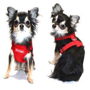 Hip Doggie Ultra-Comfort Mesh Harness Vest For Dogs - PetSmart ...
