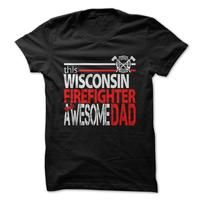 Wisconsin Firefighter Dad