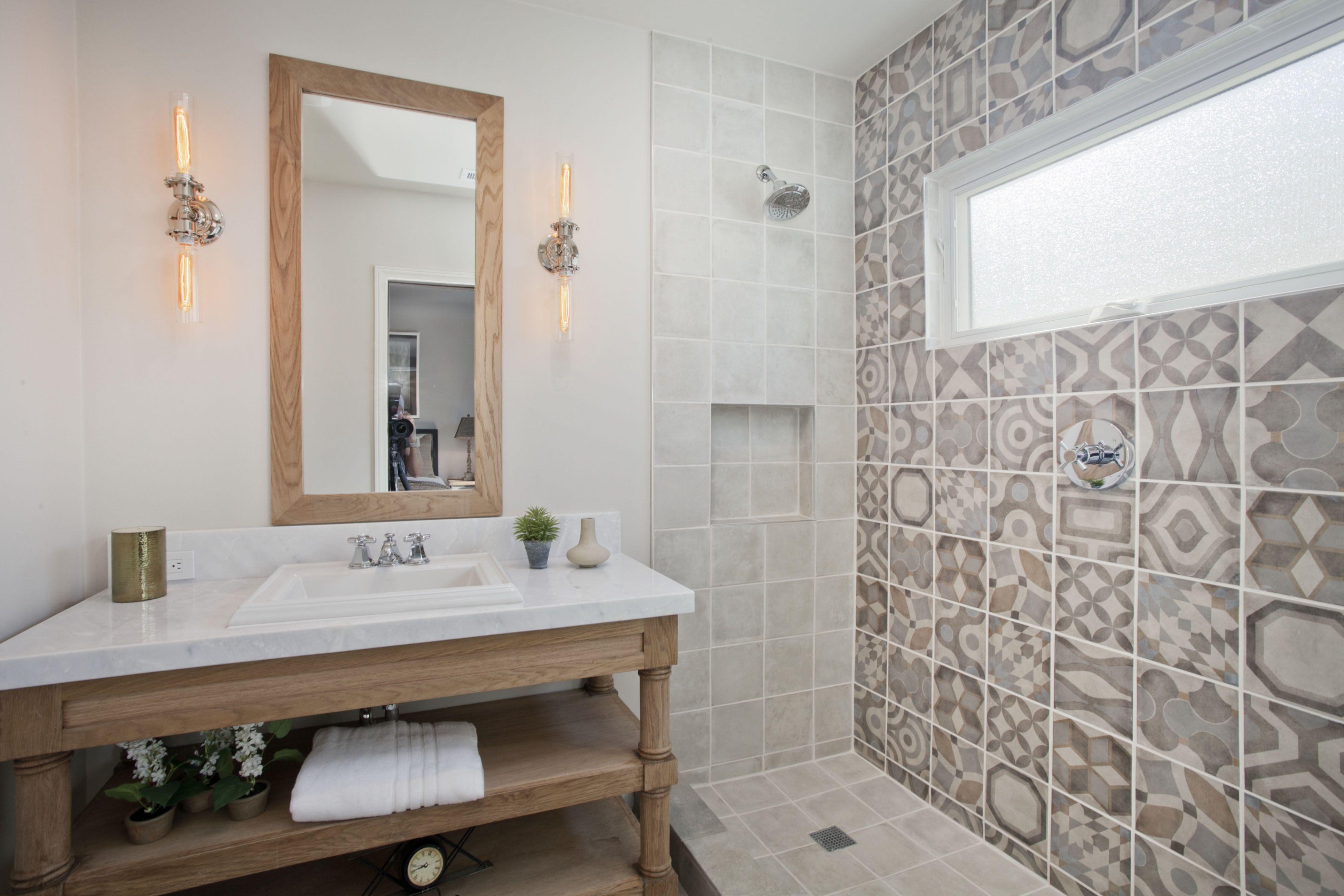 Bagno Bathrooms ~ Memory of cerim www.imptile.com bathroom tile pinterest