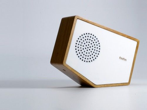 Tilt Radio
