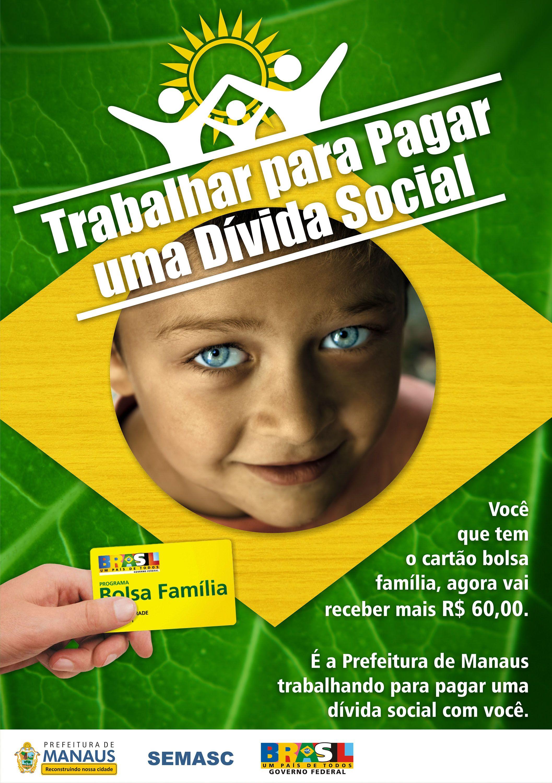 Peça campanha Prefeitura de Manaus
