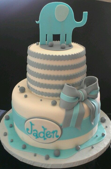 Find This Pin And More On Tareshiau0027s Shower By Tdmoore1. A Stunning Baby  Shower Cake!