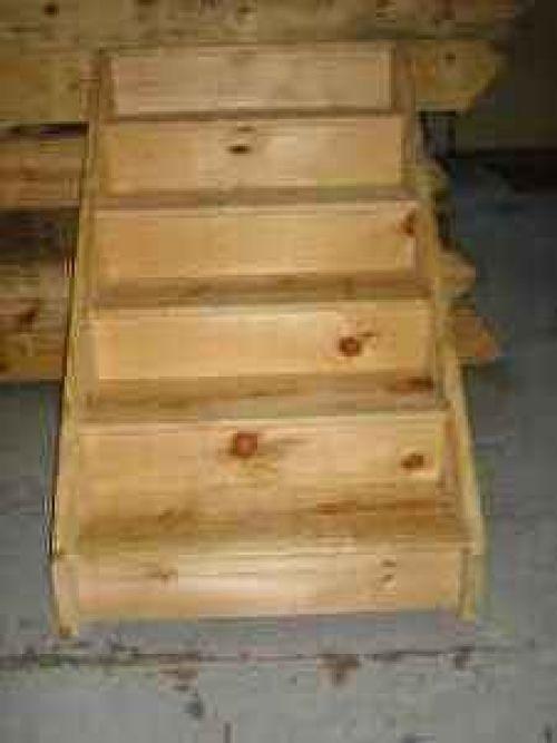 Pre Built Stairs In Mendota, IL | DiggersList.com