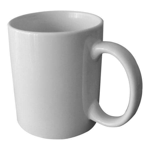 Sublimation Mugs Blank White Coated Mugs B Grade 11oz For