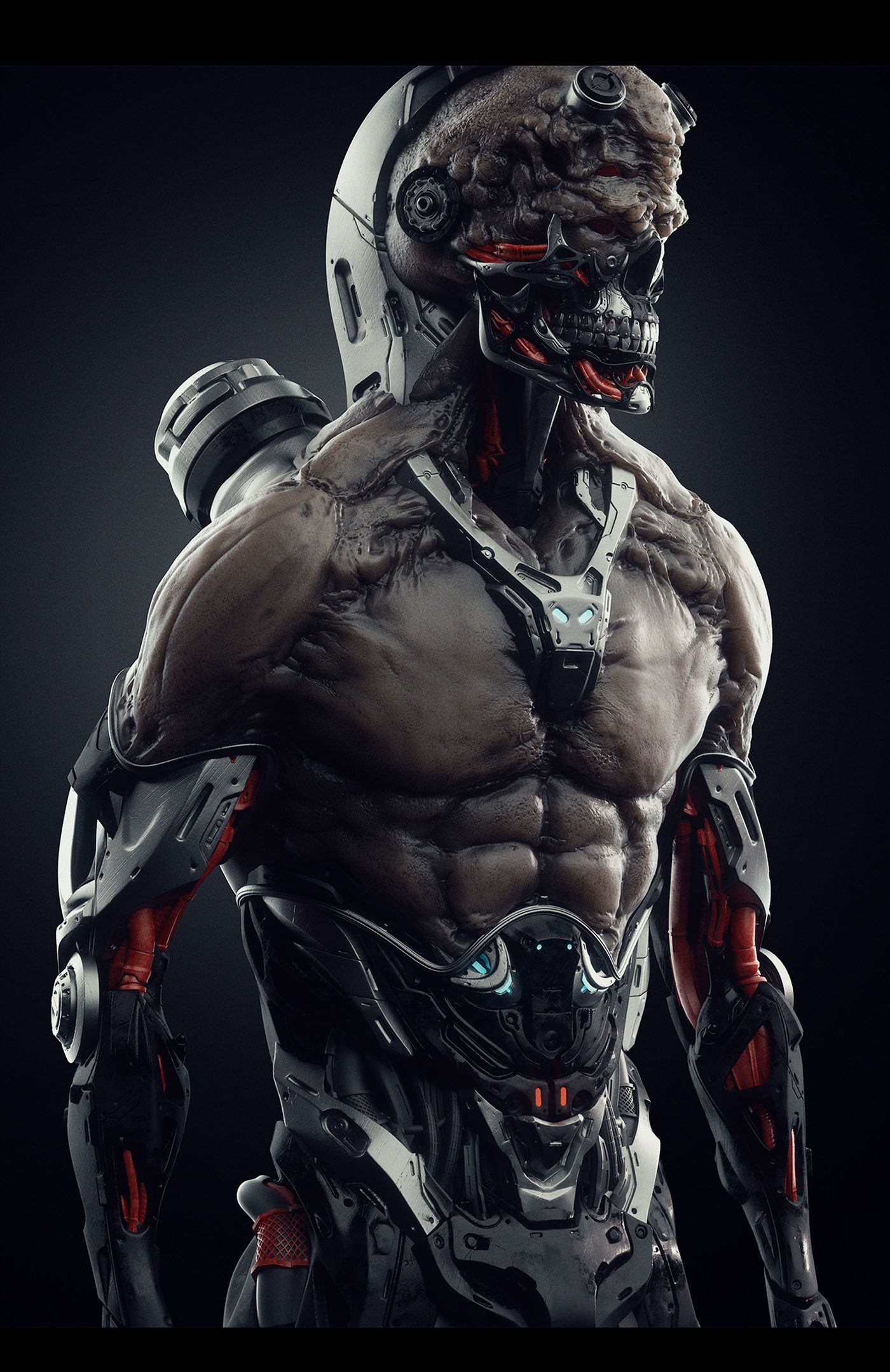A&G / MECH DESIGN (With images)   Cyborgs art, Cyberpunk ...
