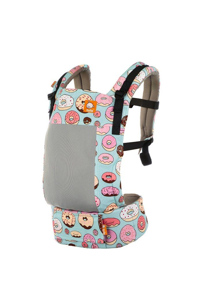 9f157fb096d Donuts Baby Carrier! Coast Glazed - Tula Baby Carrier. There s always room  for more donuts! In collaboration with Purl Lamb