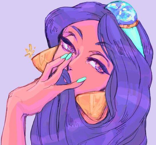 Jasmine dessin