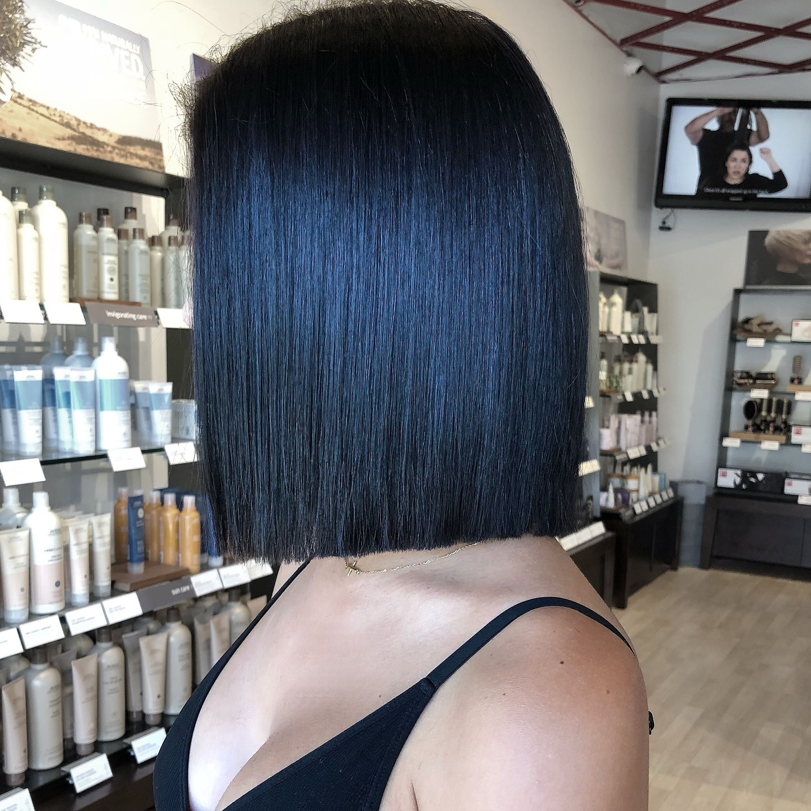 Blunt Bob Hair Styles Medium Hair Styles Thick Hair Styles