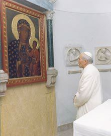 Church Of The Black Madonna Black African Images Used In The European Christian Church Pope