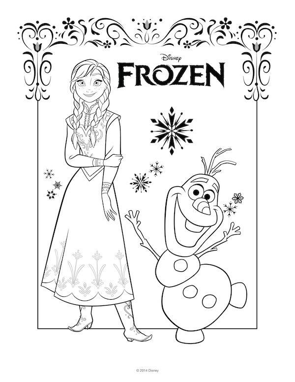 Frozen Party Elsa Coloring Pages Frozen Coloring Pages Frozen Coloring