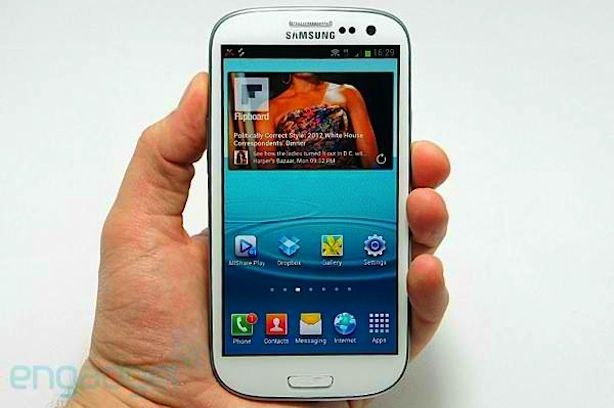 Samsung Galaxy SIII Announced Samsung galaxy s, Samsung