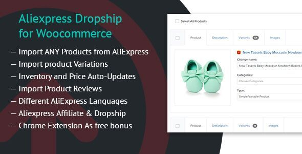 Aliexpress Dropship for WooCommerce v1.2.1 Blogger Template | Web ...